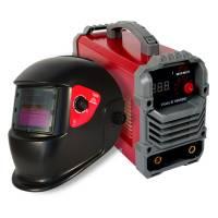 Комплект Сварочный аппарат Vitals Base B 1600DK + Маска Vitals 1500 (1+1)