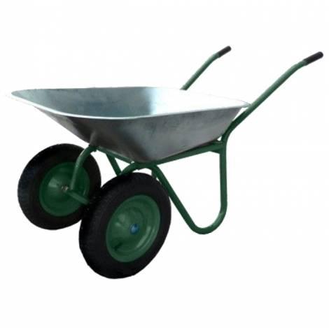 Садова тачка Vitals 65/130 зелена
