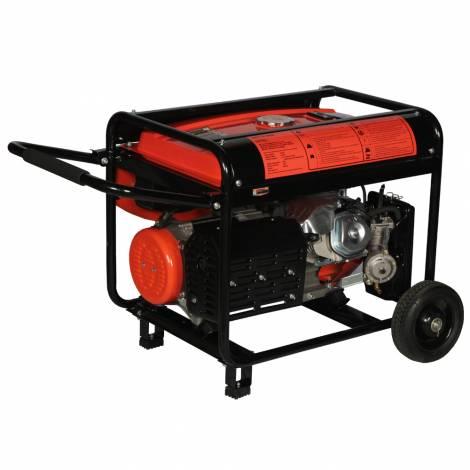 Газовый (Бензиновый) генератор VITALS MASTER EST 6.0bg