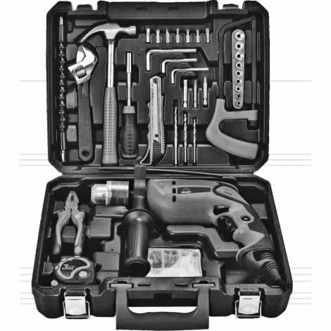 Дрель электрическая ударная Vitals Et 1371BX kit