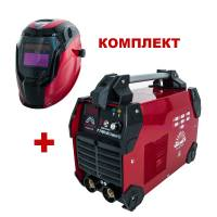 Комплект Зварювання Vitals Master P 2100rdk SE+ маска Digital 2000