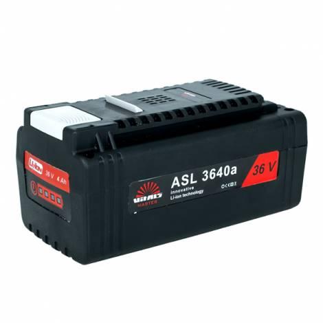 Аккумулятор Vitals Master ASL 3640a
