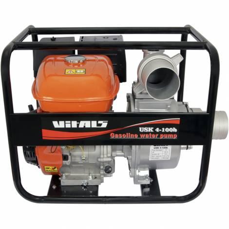 Мотопомпа бензиновая Vitals USK 4-100b