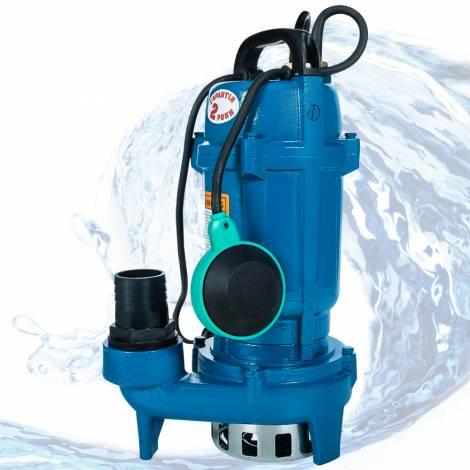 Насос заглибний дренажно-фекальний Vitals Aqua KC 1120f