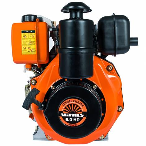 Двигатель дизельный Vitals DM 6.0k