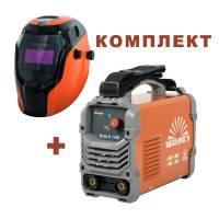 Комплект Сварка Vitals B 1400 + Маска Vitals Light 1500