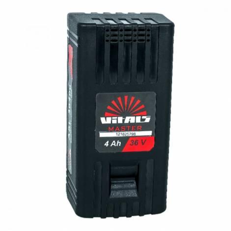 Комплект Аккум.пила Vitals Master AKZ 3602a + акумулятор + зарядний
