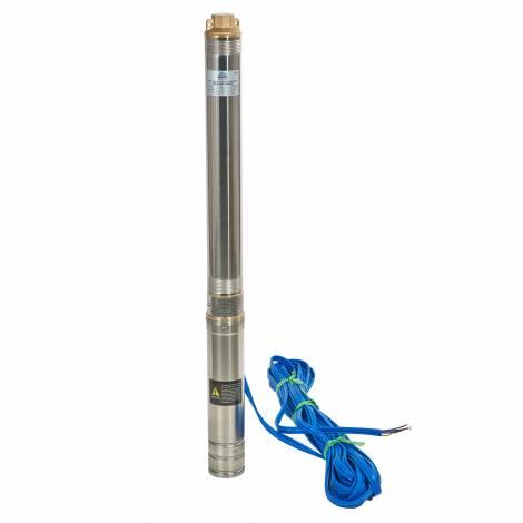 Насос погружной скважинный центробежный устойчивый к песку Vitals Aqua PRO 3-14SD 1838-0.6r