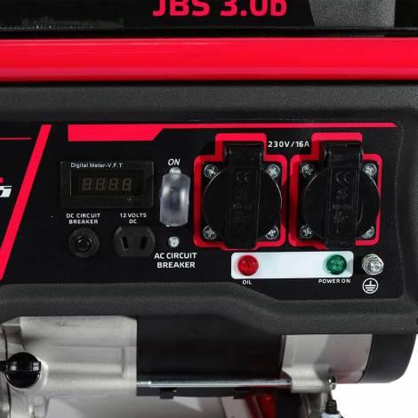 Бензиновый генератор Vitals JBS 3.0b