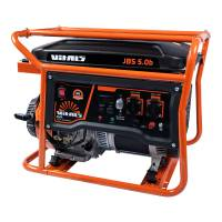 Бензиновий генератор Vitals JBS 5.0b