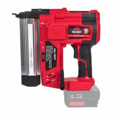 Степлер/гвоздезабивной пистолет аккумуляторный 2-в-1 Vitals Master ANp 1850P