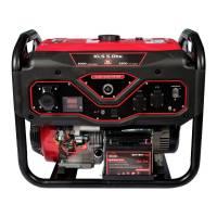 Бензиновий генератор Vitals Master KLS 5.0be