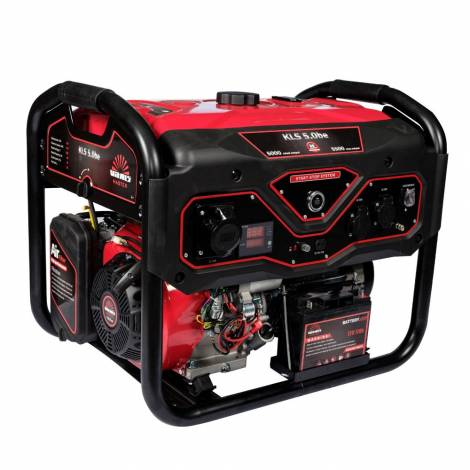 Бензиновый генератор Vitals Master KLS 5.0be