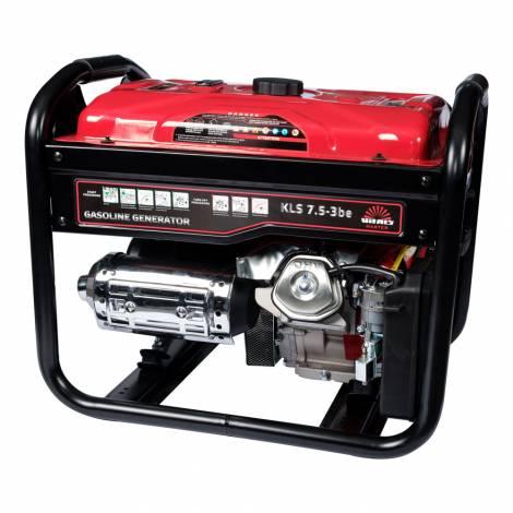 Бензиновий генератор Vitals Master KLS 7.5-3be