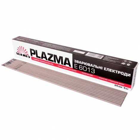 Электроды сварочные Vitals Plazma E6013 d 4мм, X 5кг