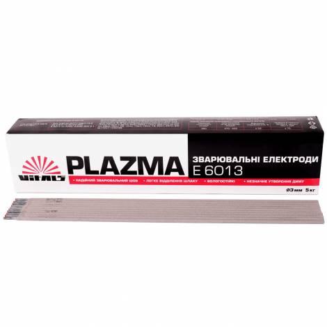 Электроды сварочные Vitals Plazma E6013 d 3мм, X 5кг