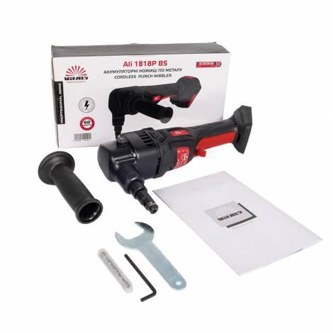 Ножницы высечные аккумуляторные Vitals Professional Ali 1818P BS
