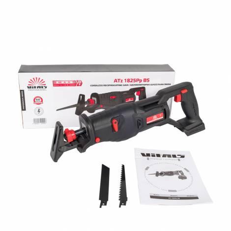 Пила сабельная аккумуляторная Vitals Professional ATz 1825Pp BS
