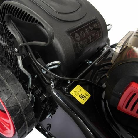 Газонокосилка аккумуляторная Vitals Professional AZP 3629p