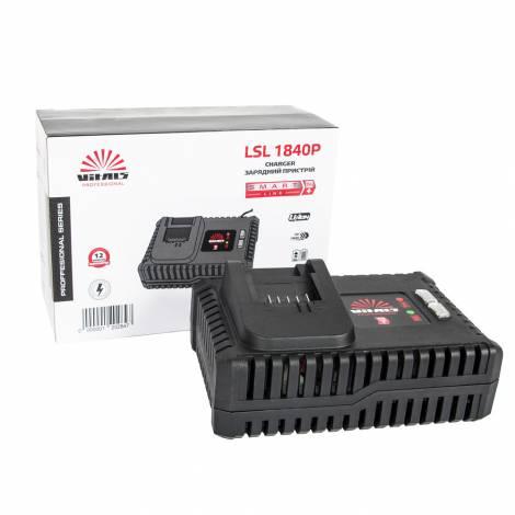 Зарядное устройство для аккумуляторов Vitals Professional LSL 1840P